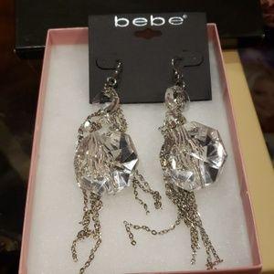 Bebe Fancy earings